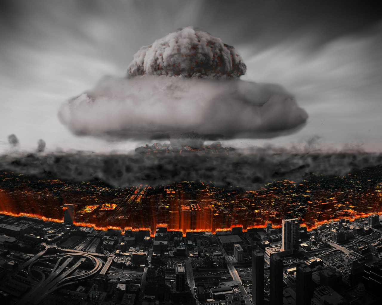 atomic bombs weapons of mass destruction