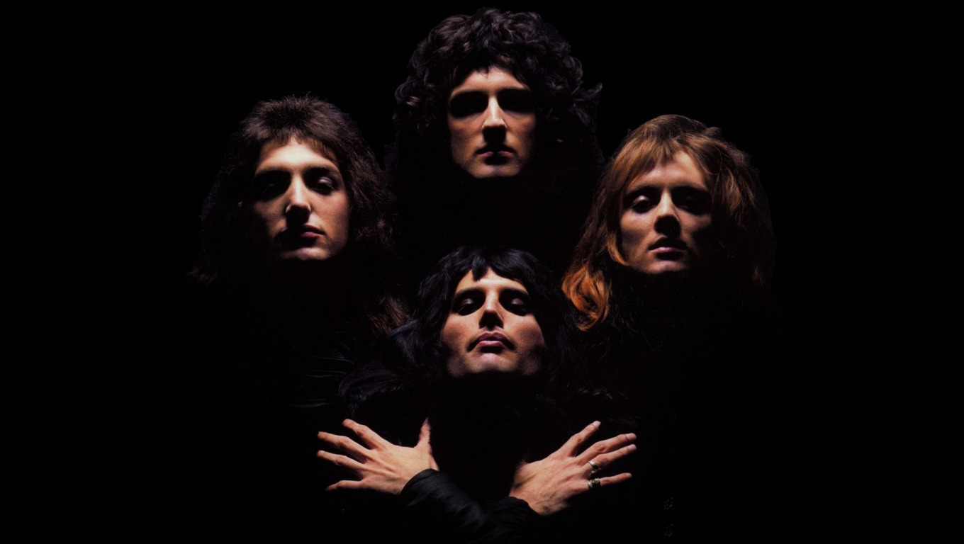 a poetical analysis of queen s bohemian rhapsody