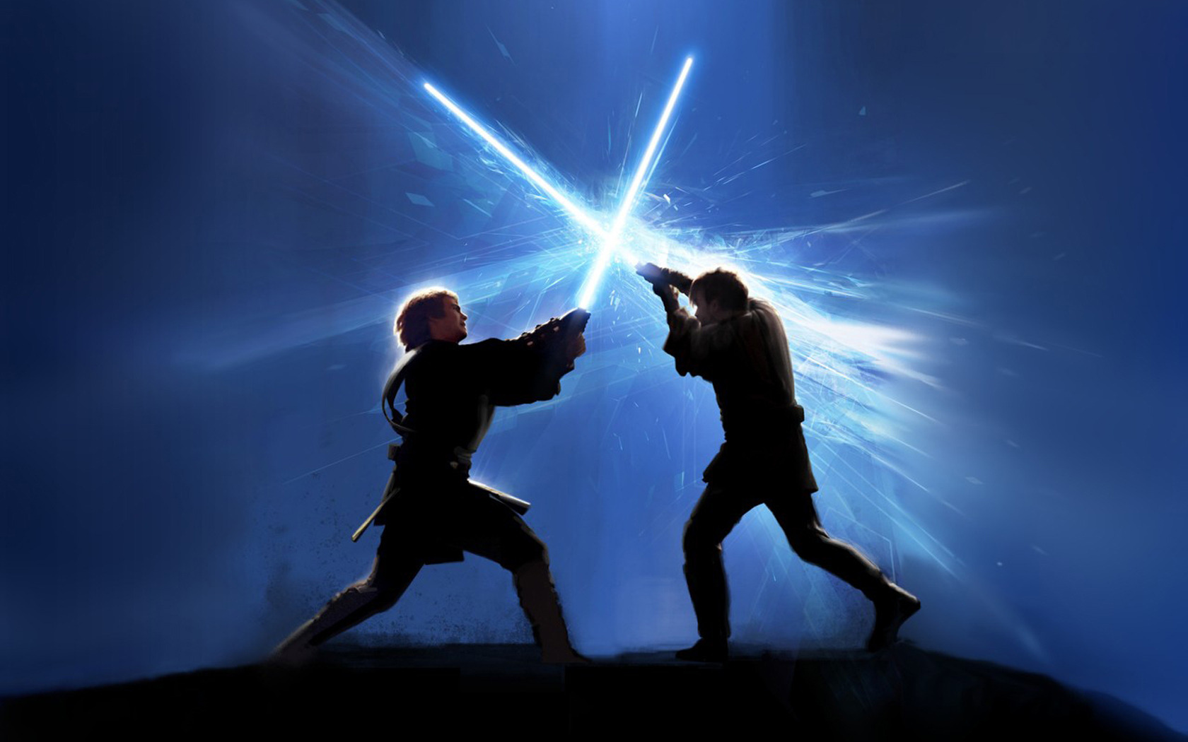 a personal narrative about a light saber laser fight