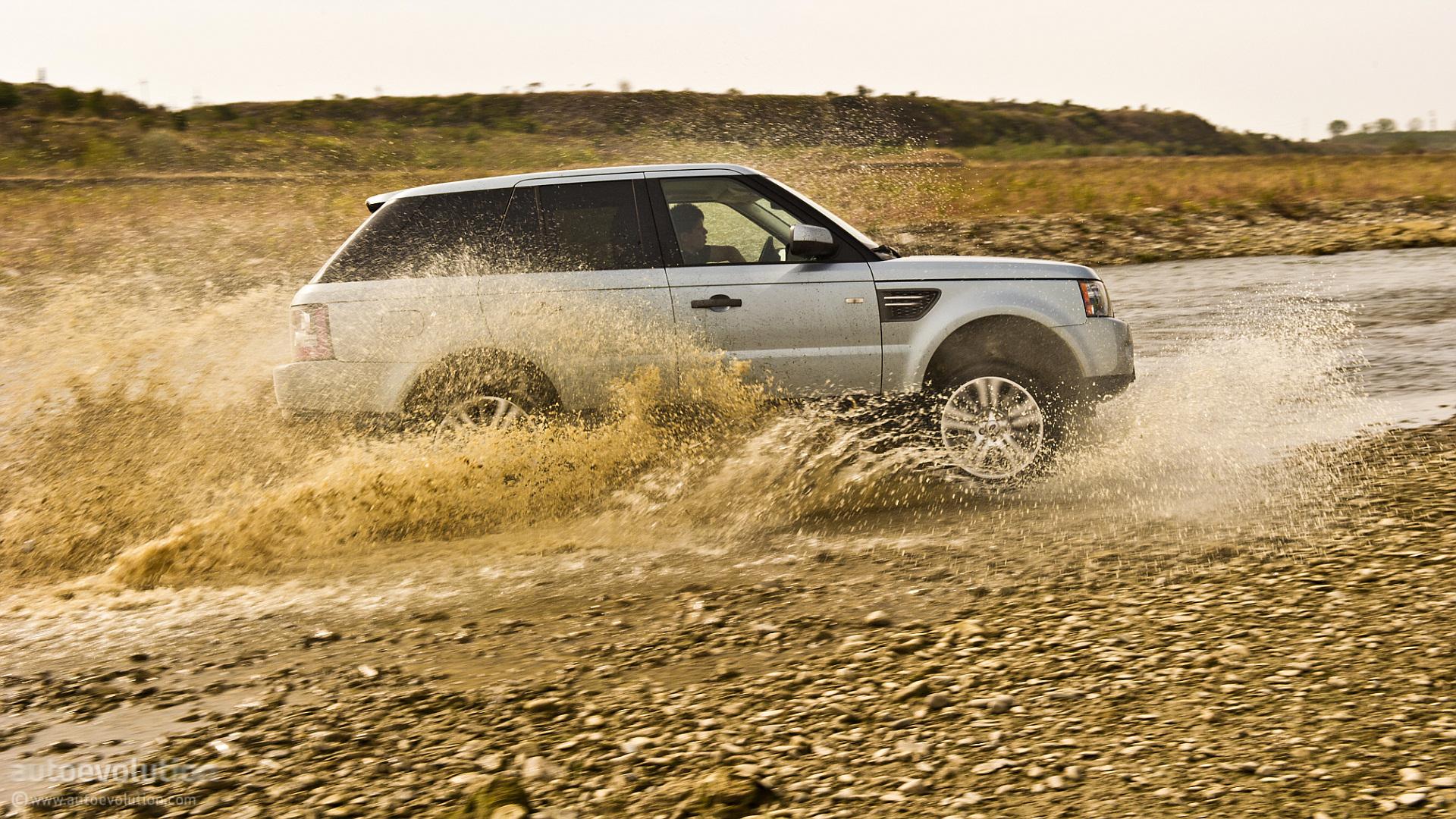 Land rover  № 2383973  скачать