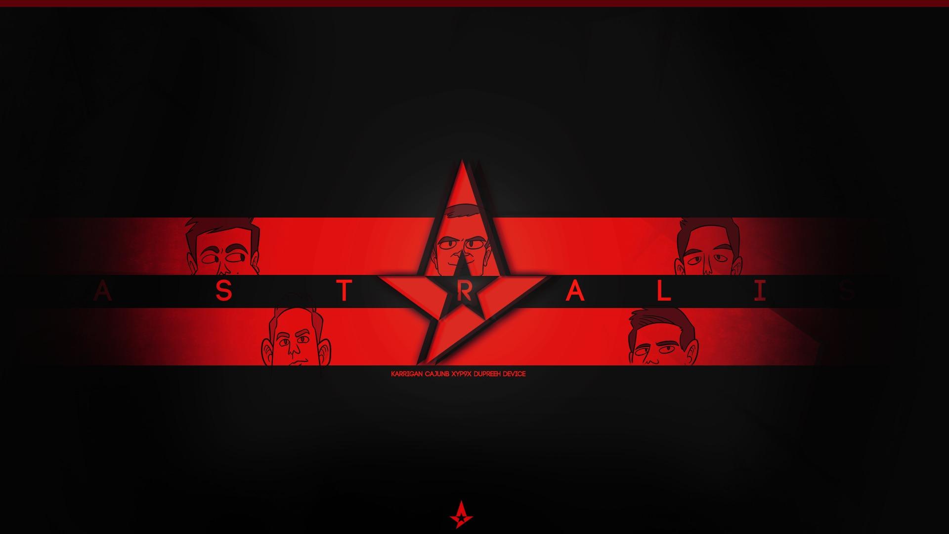 Download Wallpaper Red Logo Art Team Counter Strike