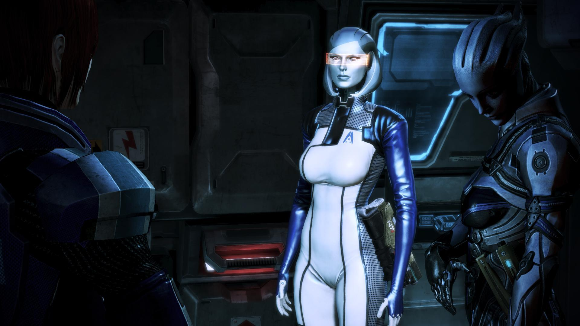 Stripteas mod mass effect anime pic