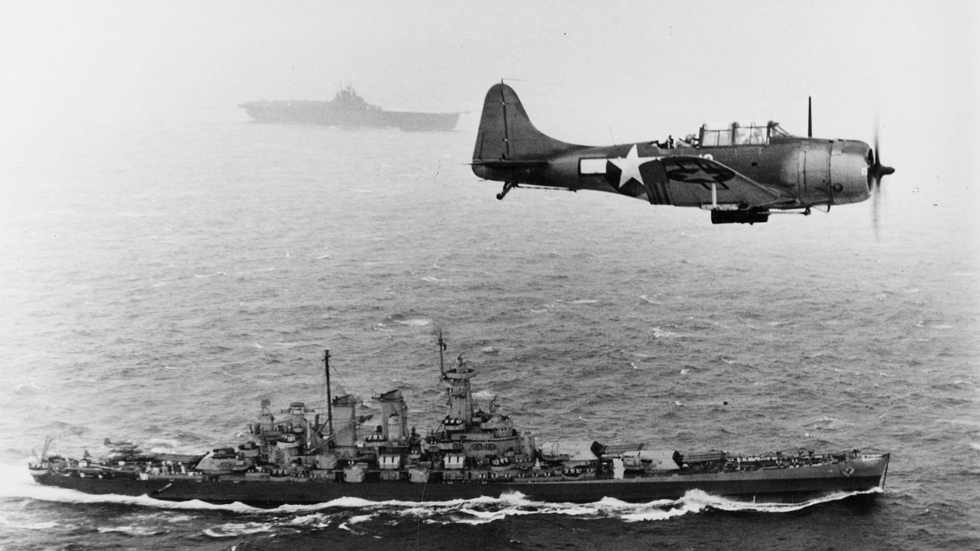 the different battles fought over the pacific ocean