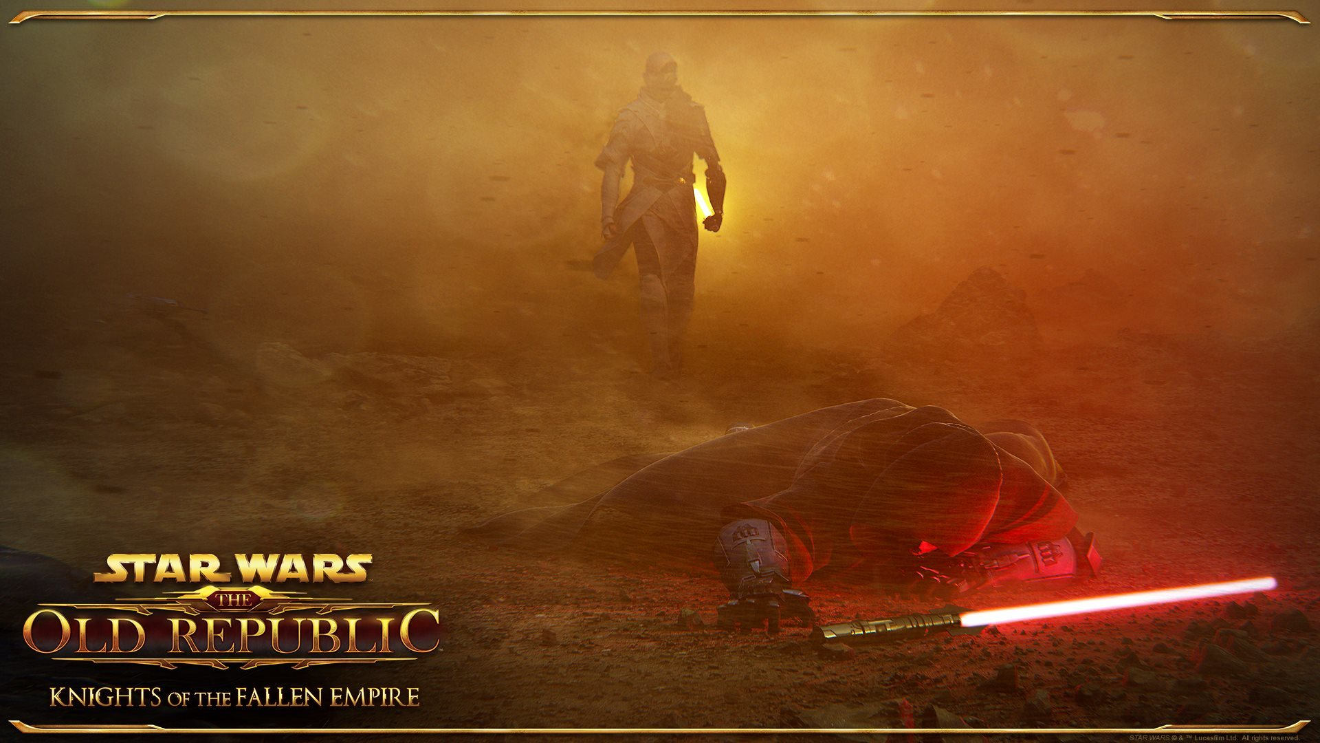 Download Wallpaper Star Wars Tor Valkorion Thexan Kotfe Swtor Arcann Knights Of The Fallen Empire Section Games In Resolution 1920x1080
