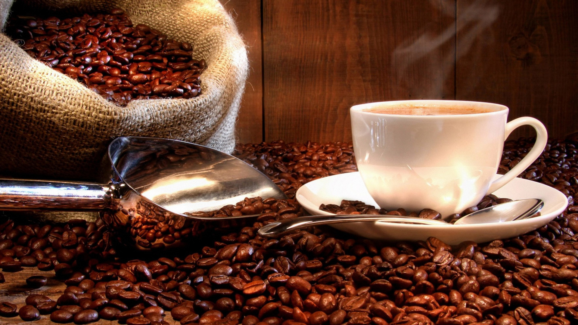 download wallpaper coffee