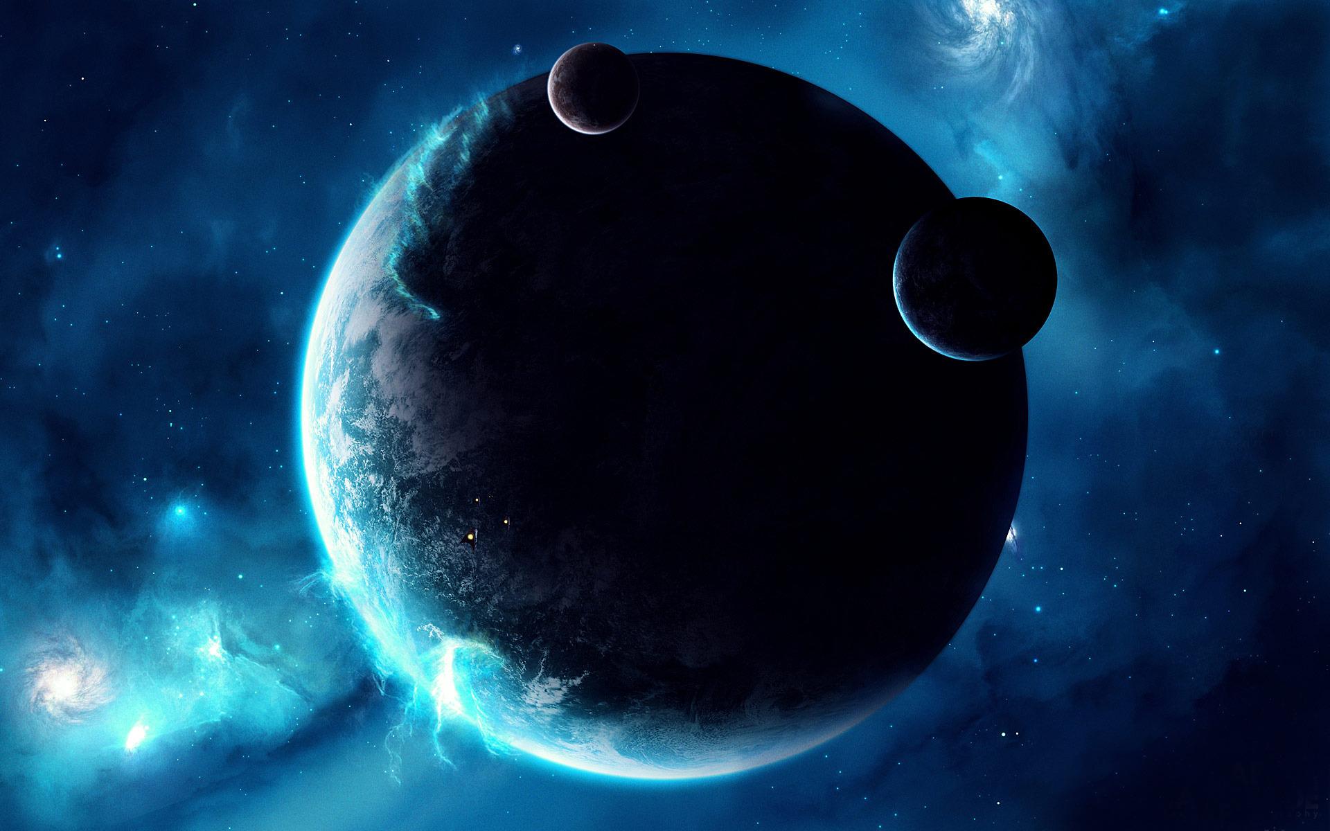 Обои космос планета корабль картинки на рабочий стол на тему Космос - скачать  № 3125516 бесплатно