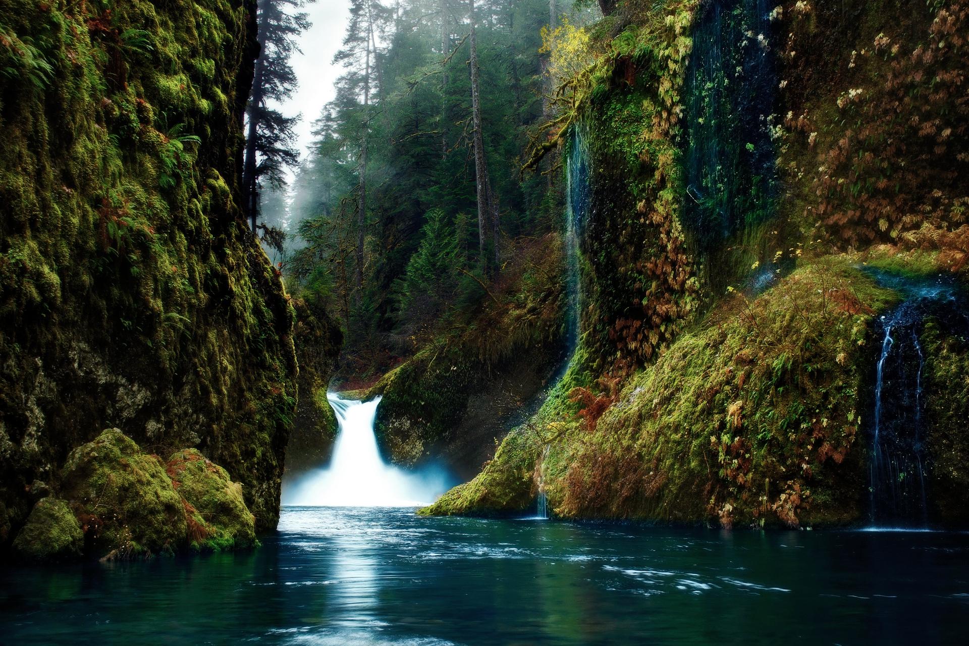Водопад река  № 740911 без смс