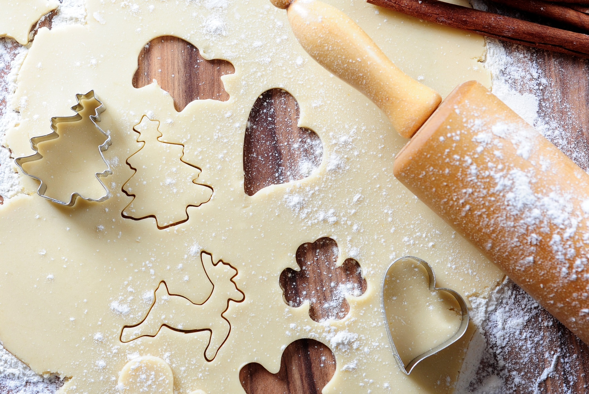 Рецепт пирога к новому году