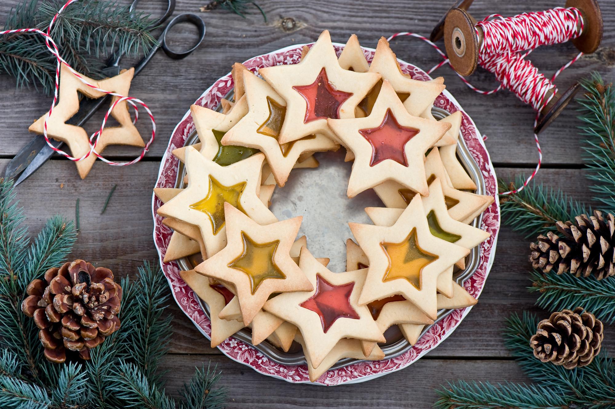 печенье звезды тарелка  № 2926834 без смс