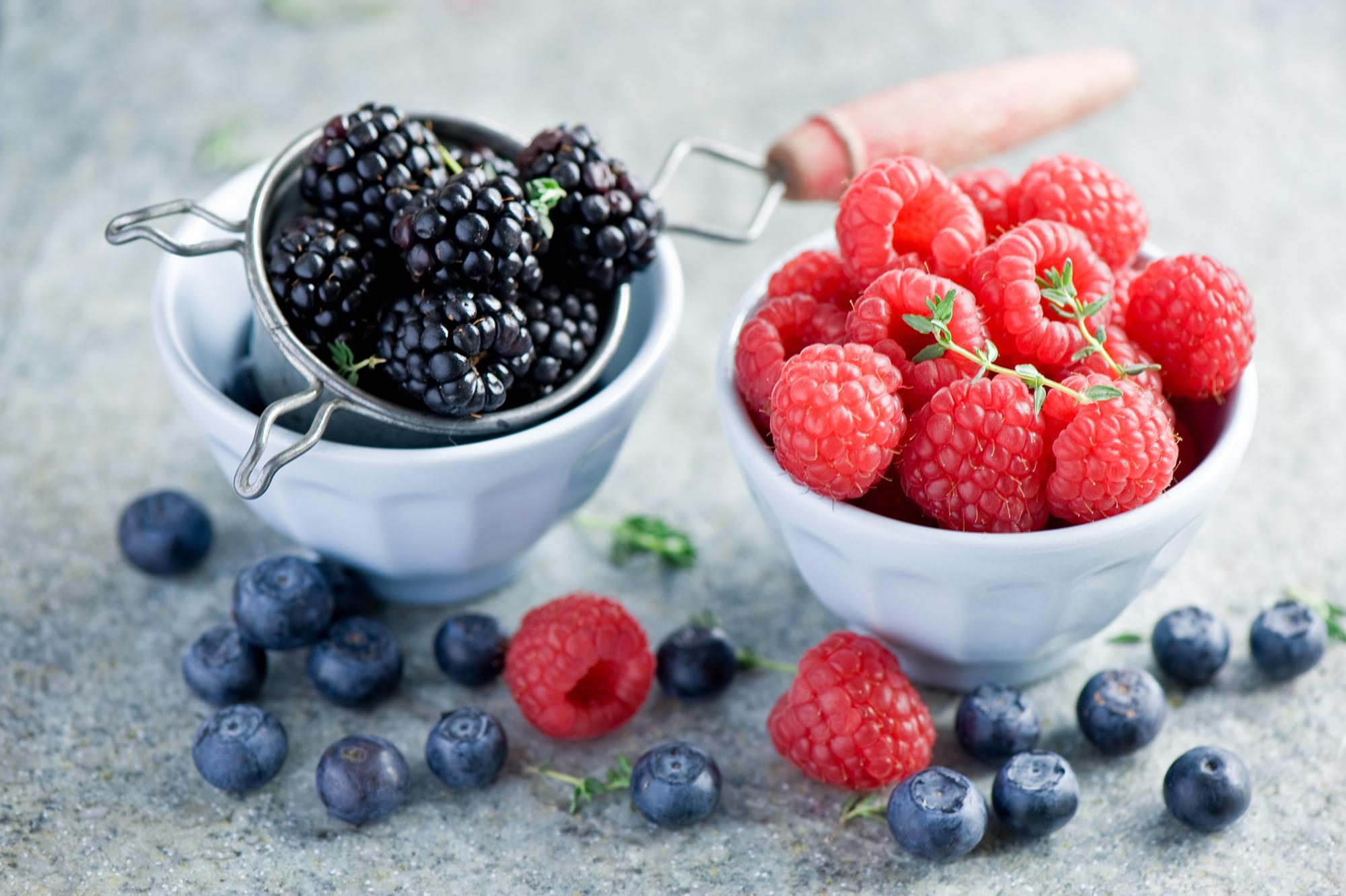 wallpaper fresh fruits berries - photo #10