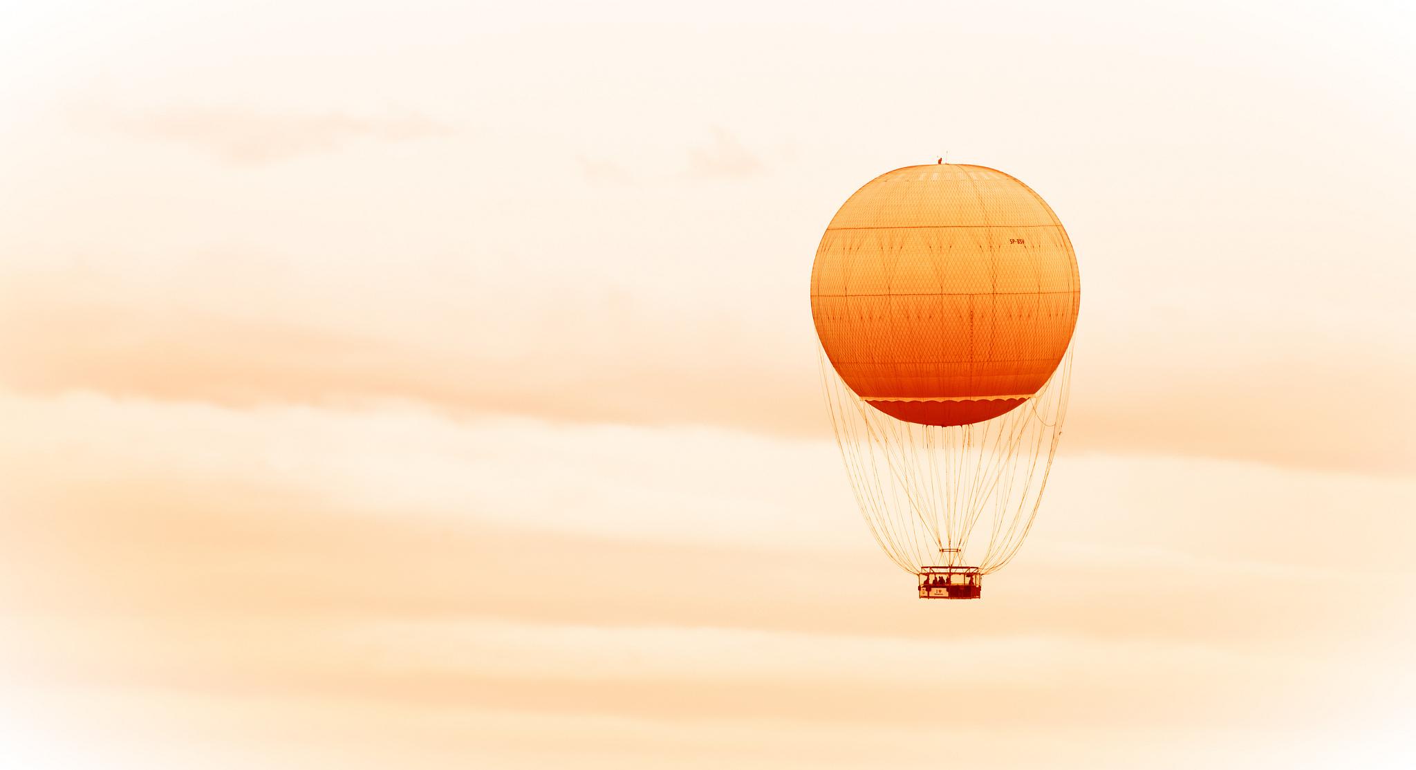 шары небо balls the sky  № 1008176 загрузить