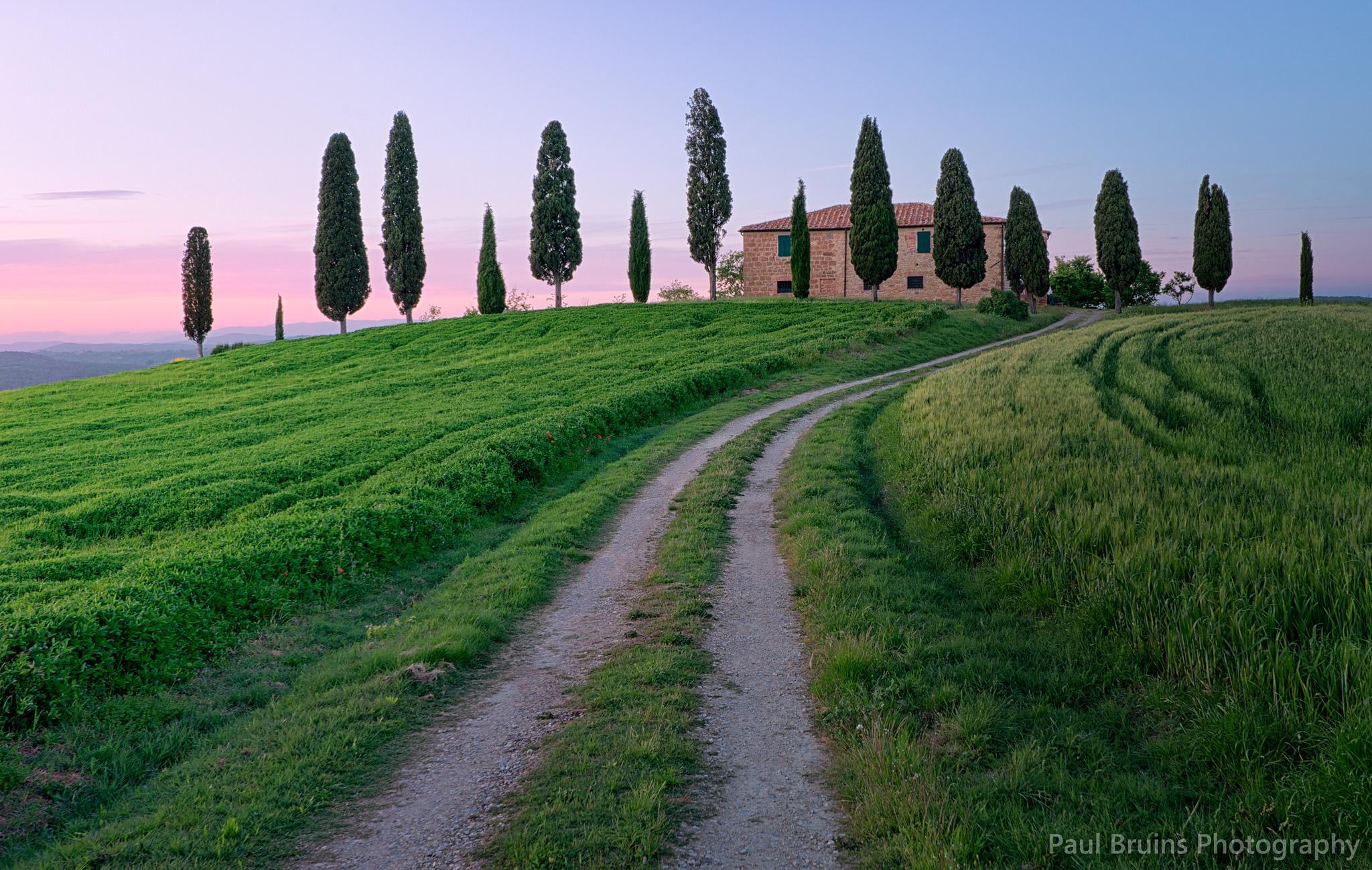 дорога в Италии  № 2221798 загрузить
