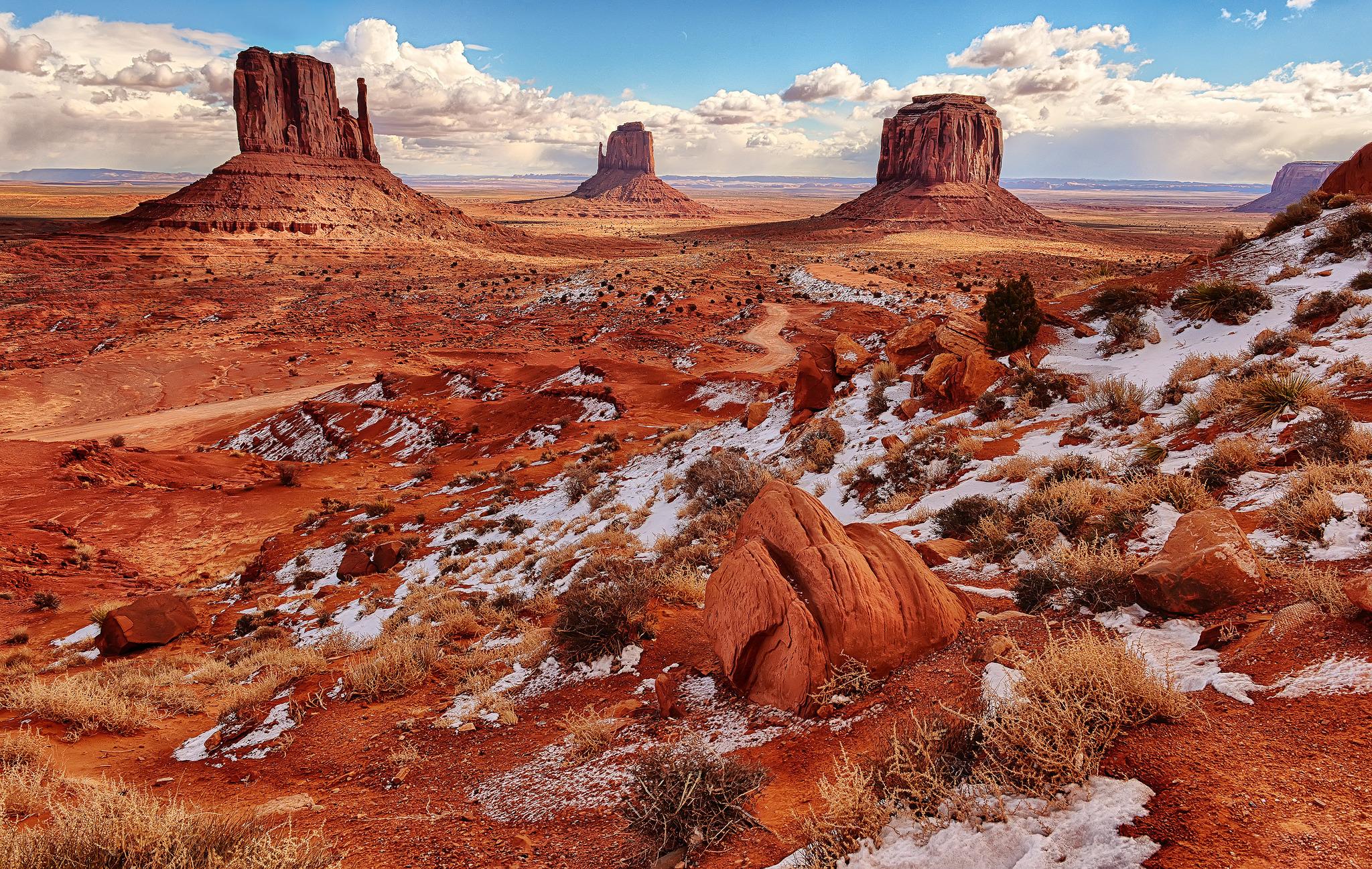 Пустынные холмы  № 1912677  скачать