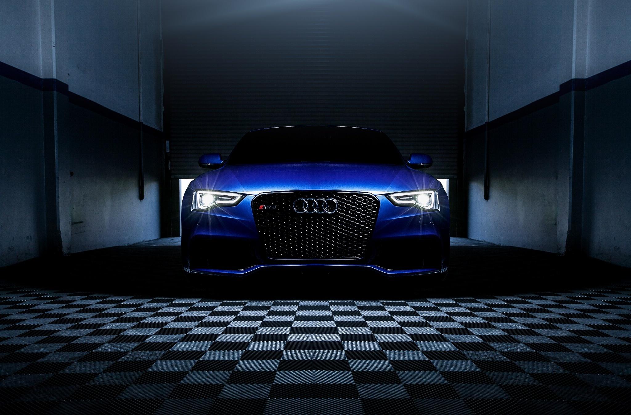 черный автомобиль Audi RS 5  № 3425059 загрузить