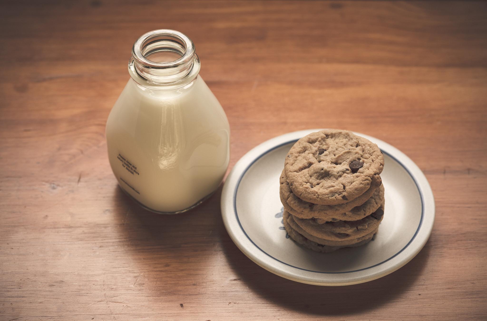 Печенье молоко  № 1615787 загрузить