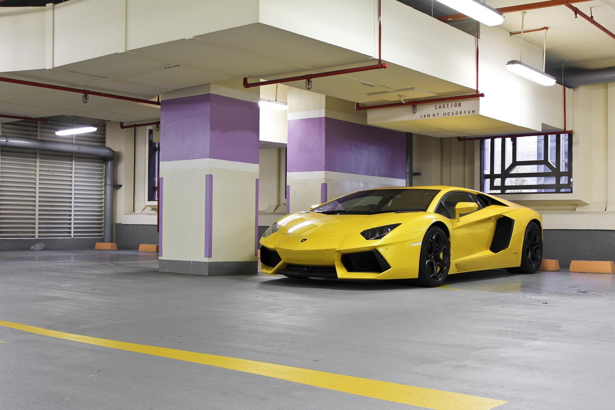 ламборгини желтая гараж  № 2401261 без смс