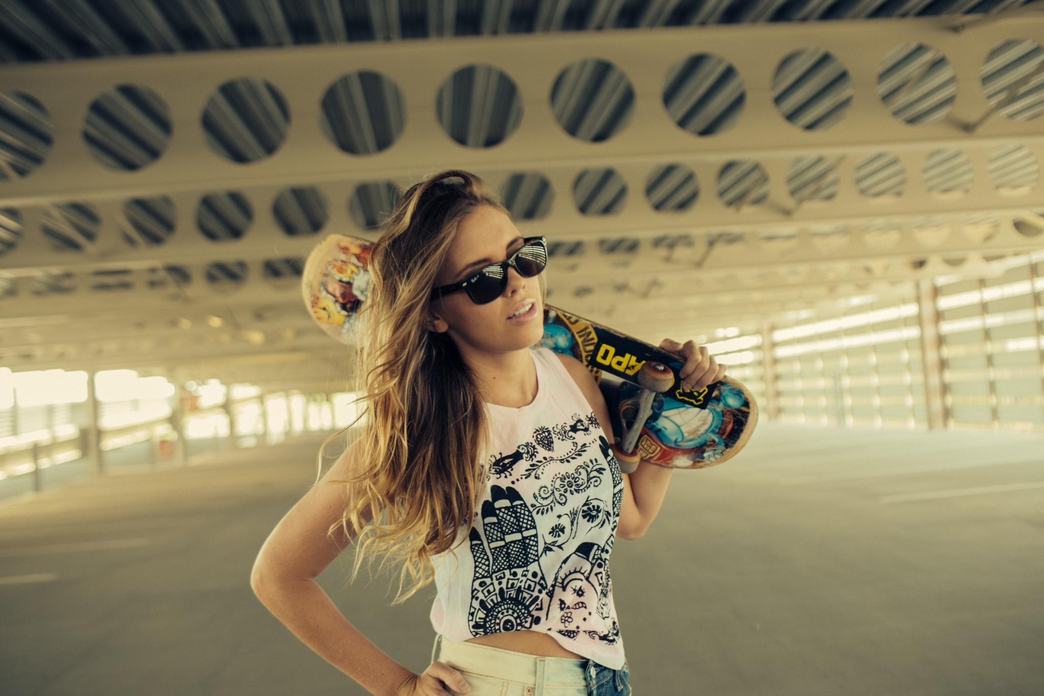 Images Of Skate Girl Wallpaper Desktop Sc