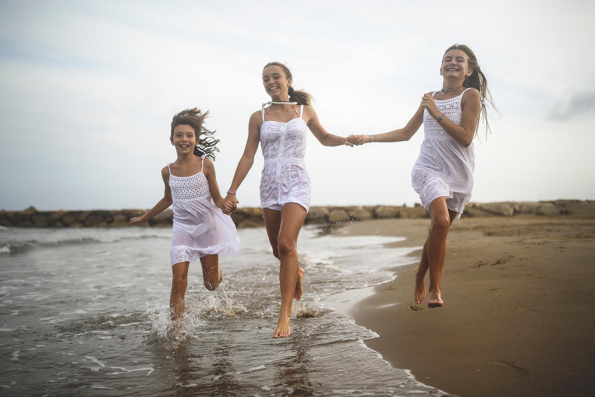Маленькие Девочки Нудистов Семья