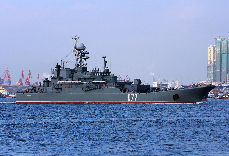 большой десантный корабль пересвет изменения