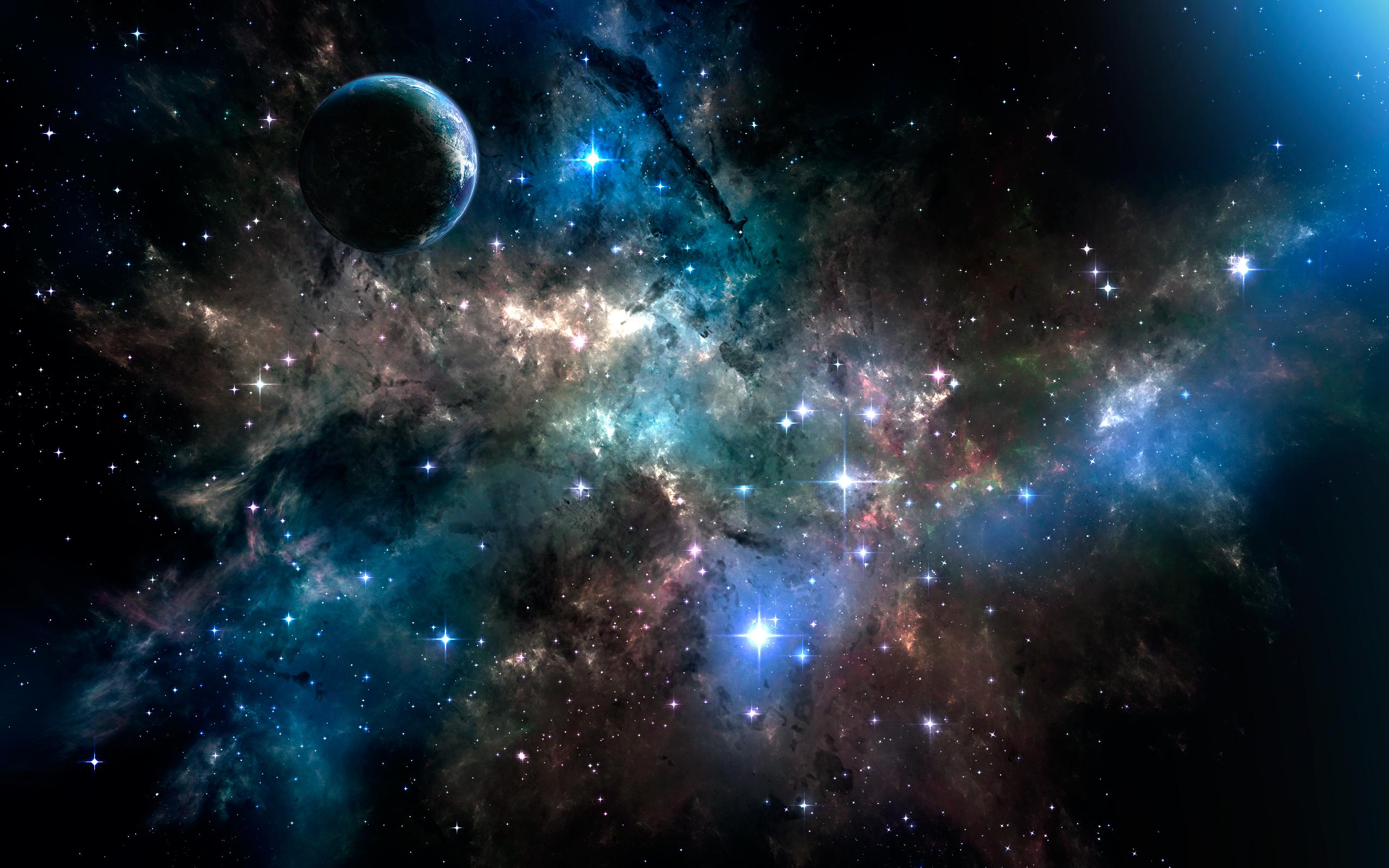 Обои космос вселенная планета картинки на рабочий стол на тему Космос - скачать  № 1955736 без смс