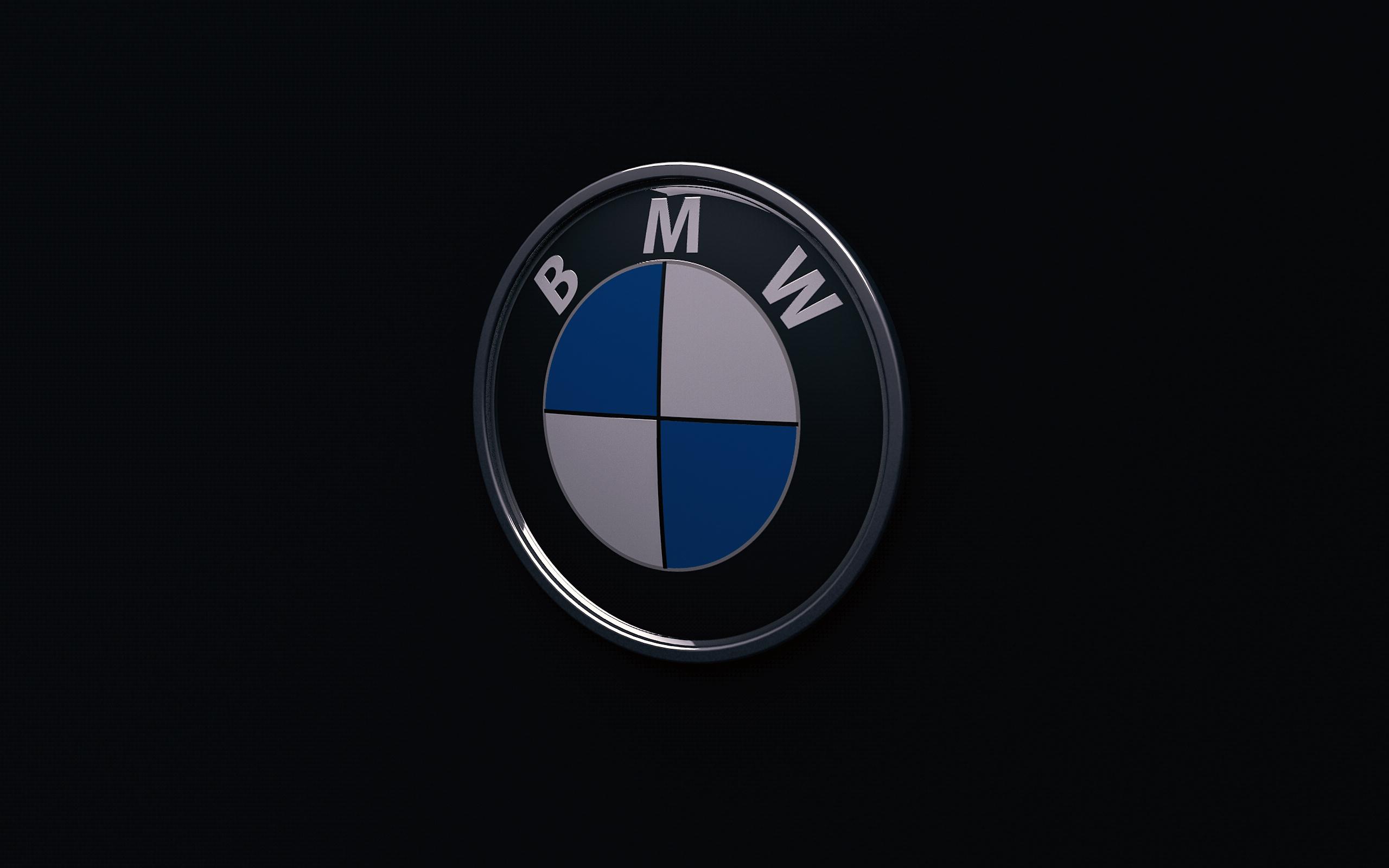 Логотип bmw обои на рабочий стол