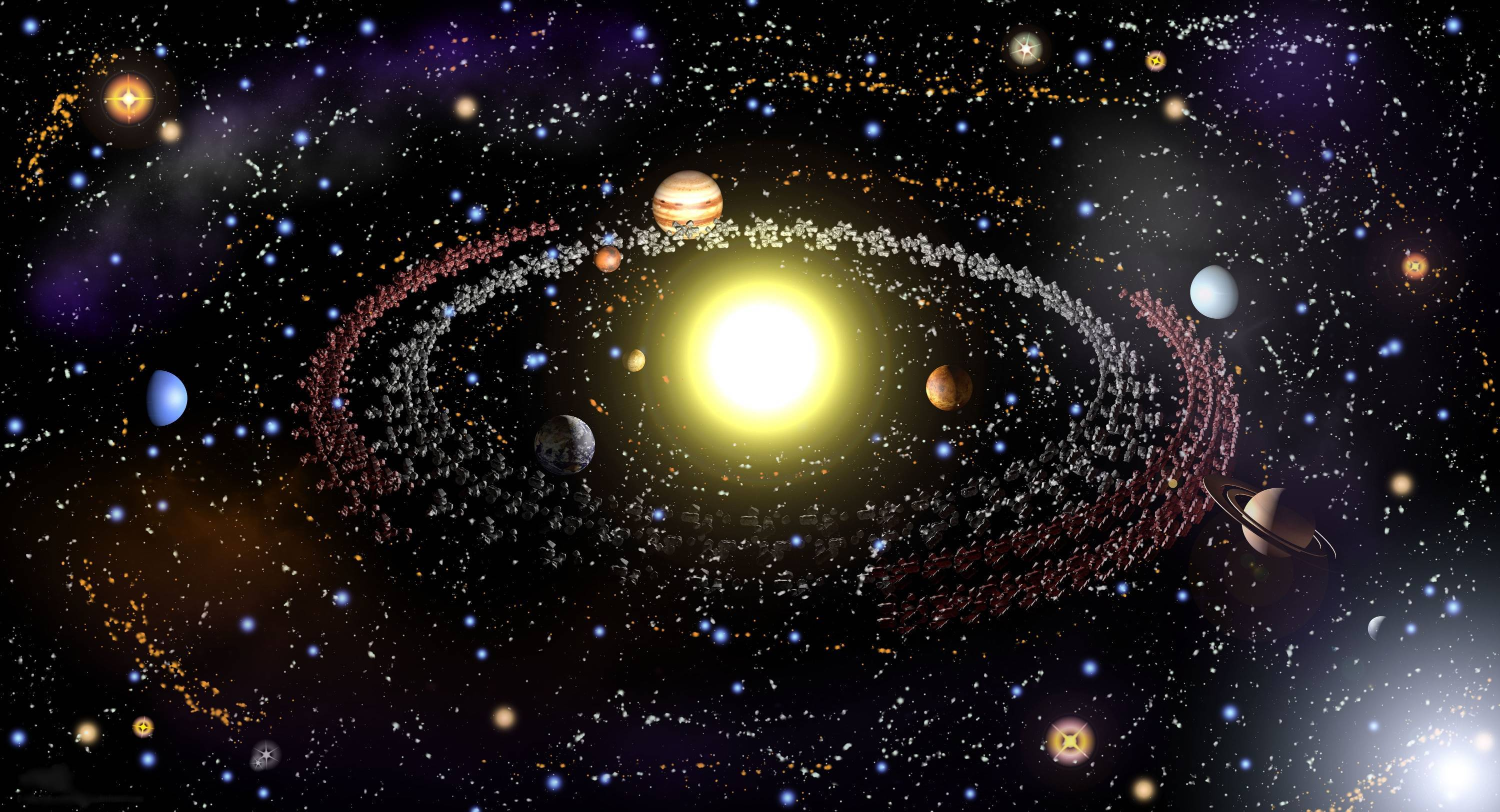 universe solar system images - HD1920×1408