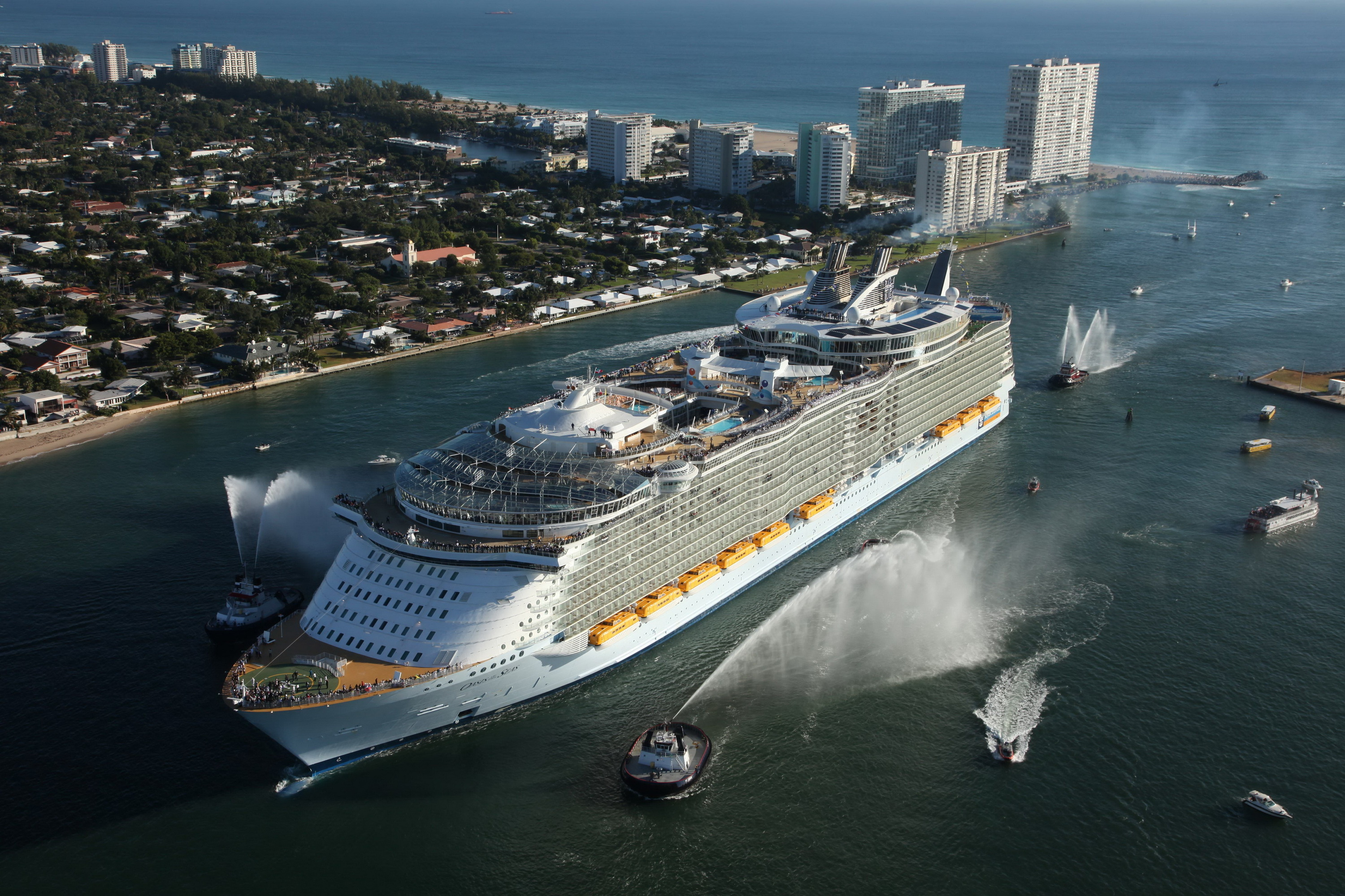 royal caribbean ships