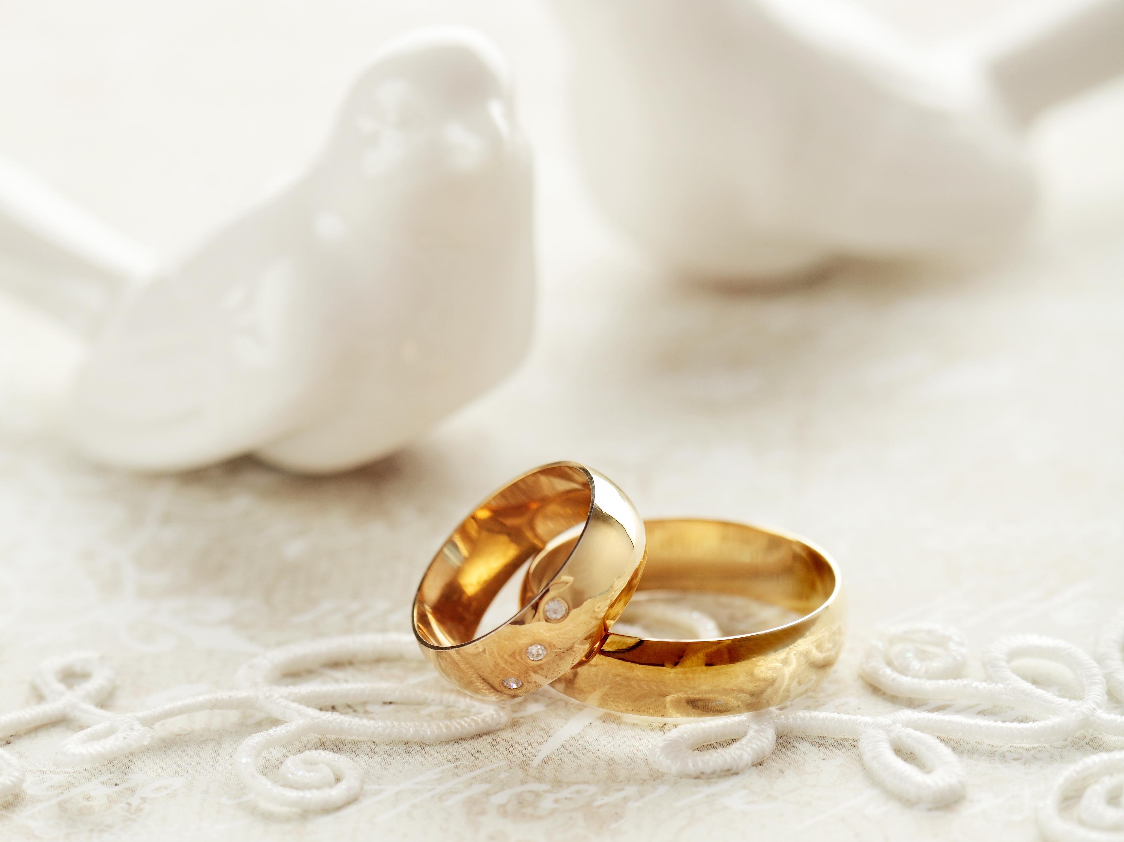 обручальные изысканные кольца  № 631699 без смс