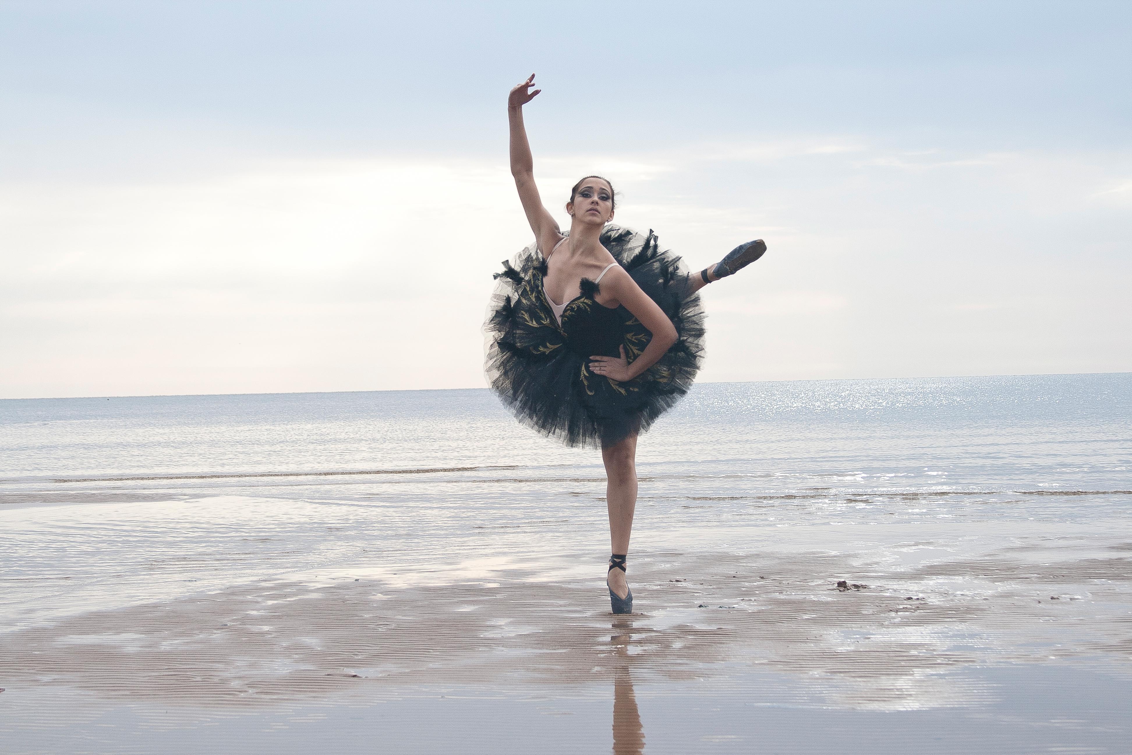 Балерина  № 1822305 без смс