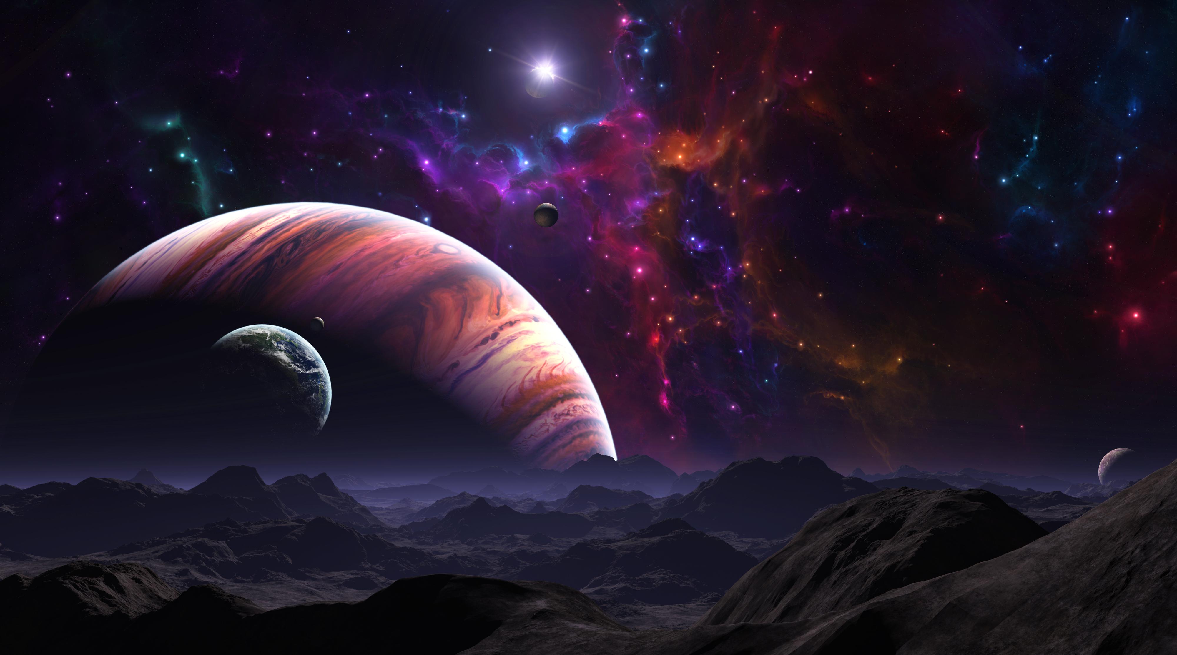 planet jupiter color - HD4000×2226