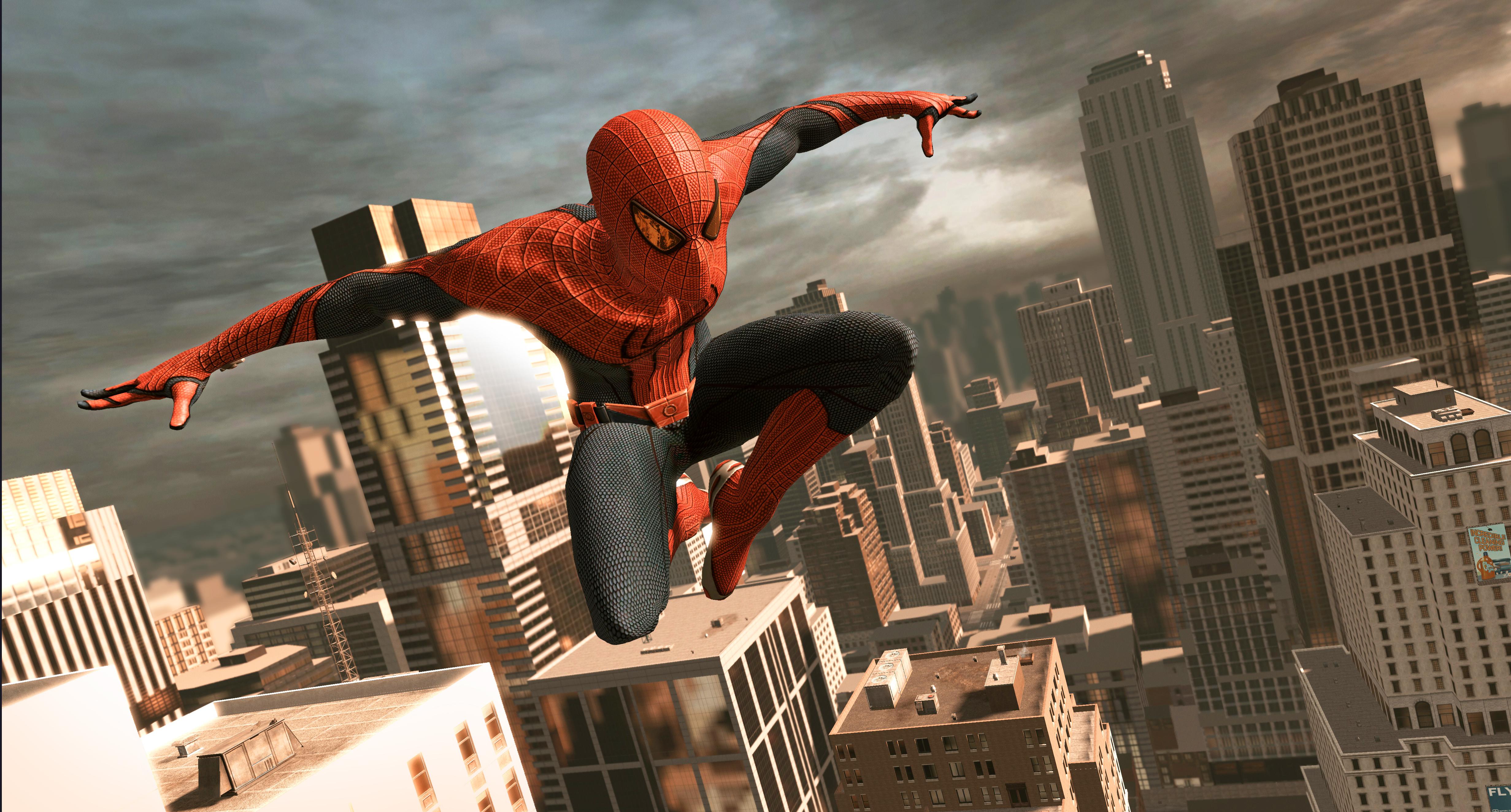 человек паук прыжок  № 3316426 без смс