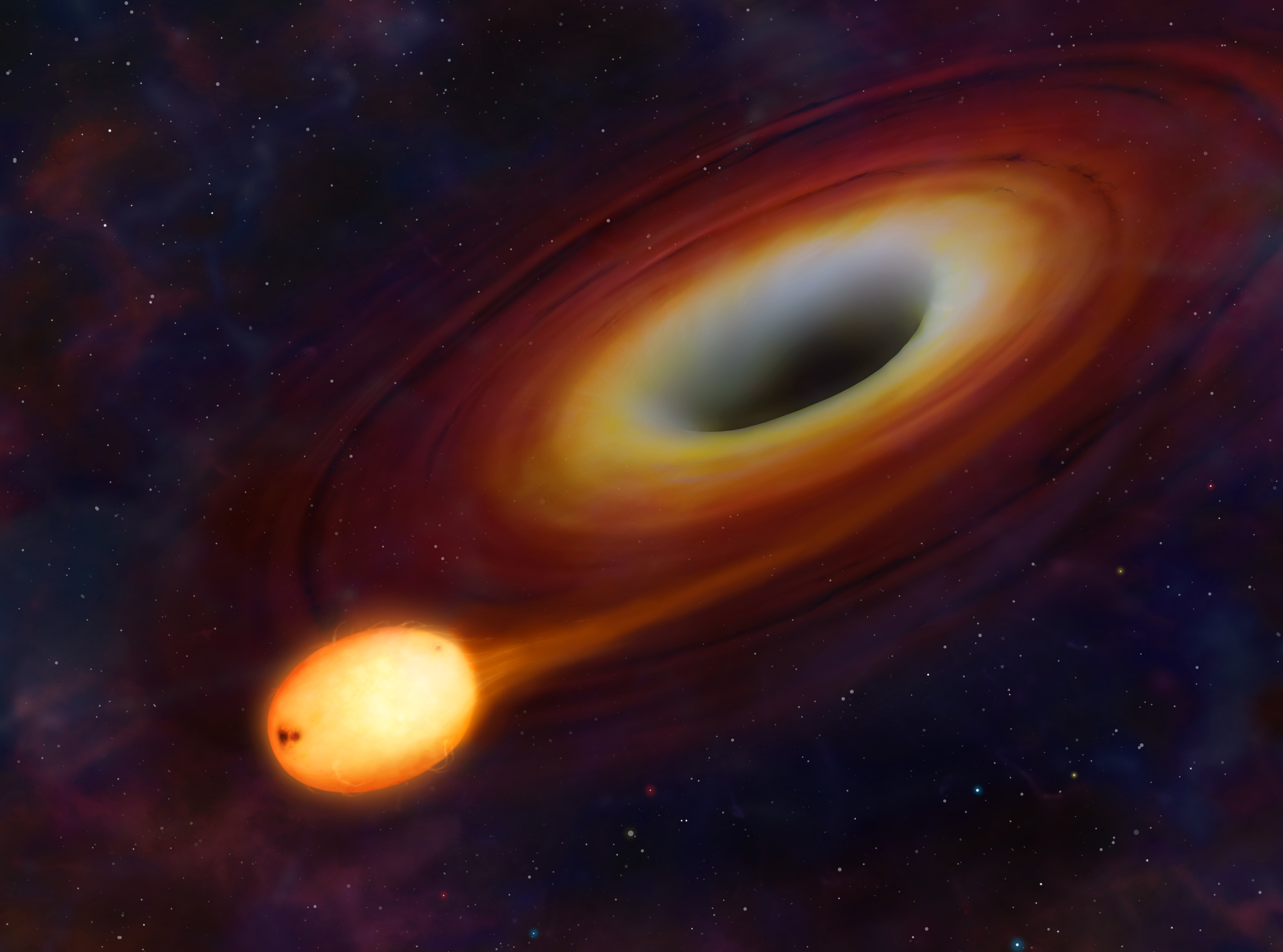 7 weird facts about black holes mnn mother nature network -