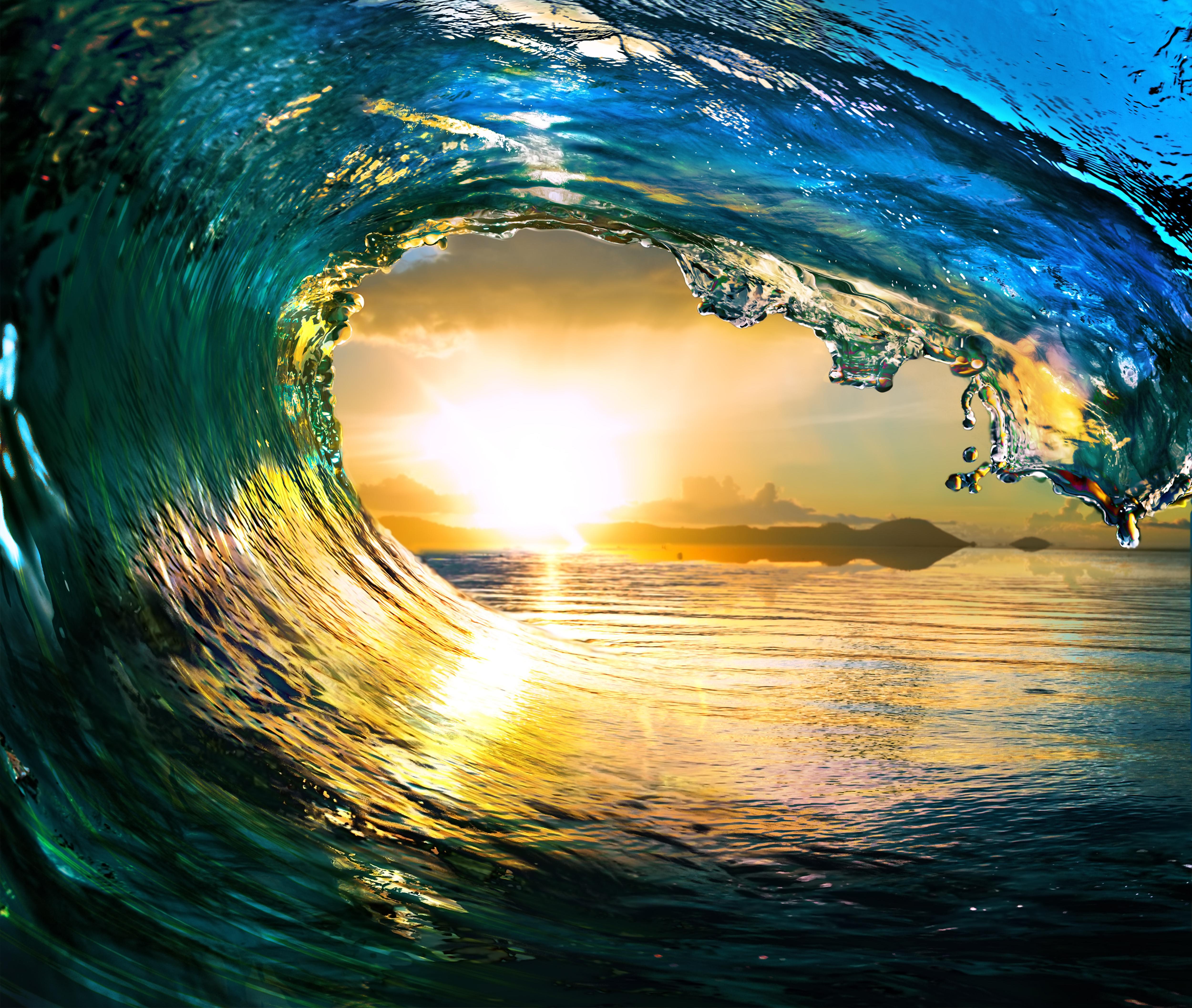 Ocean Landscapes