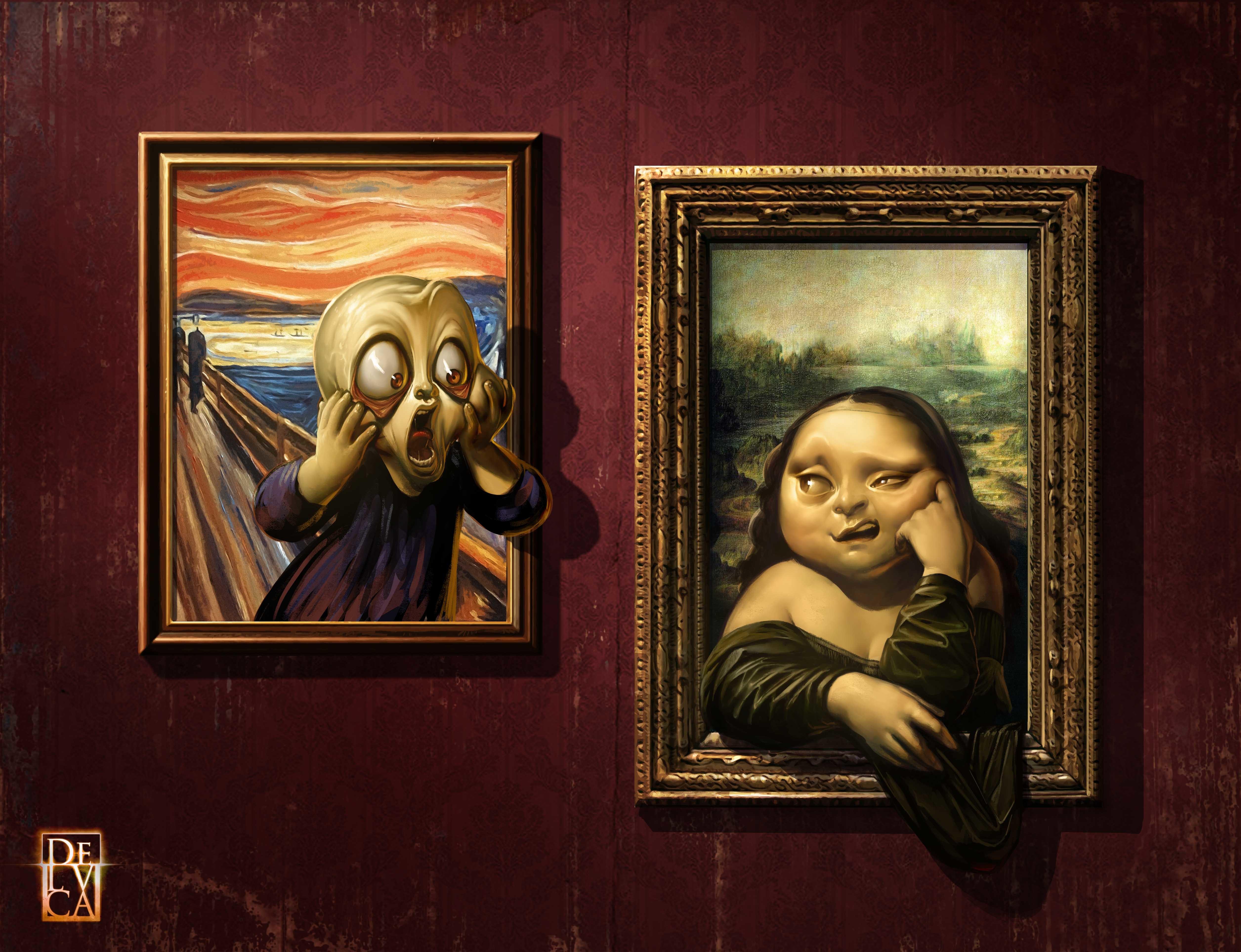 Прикольные галерею картинок