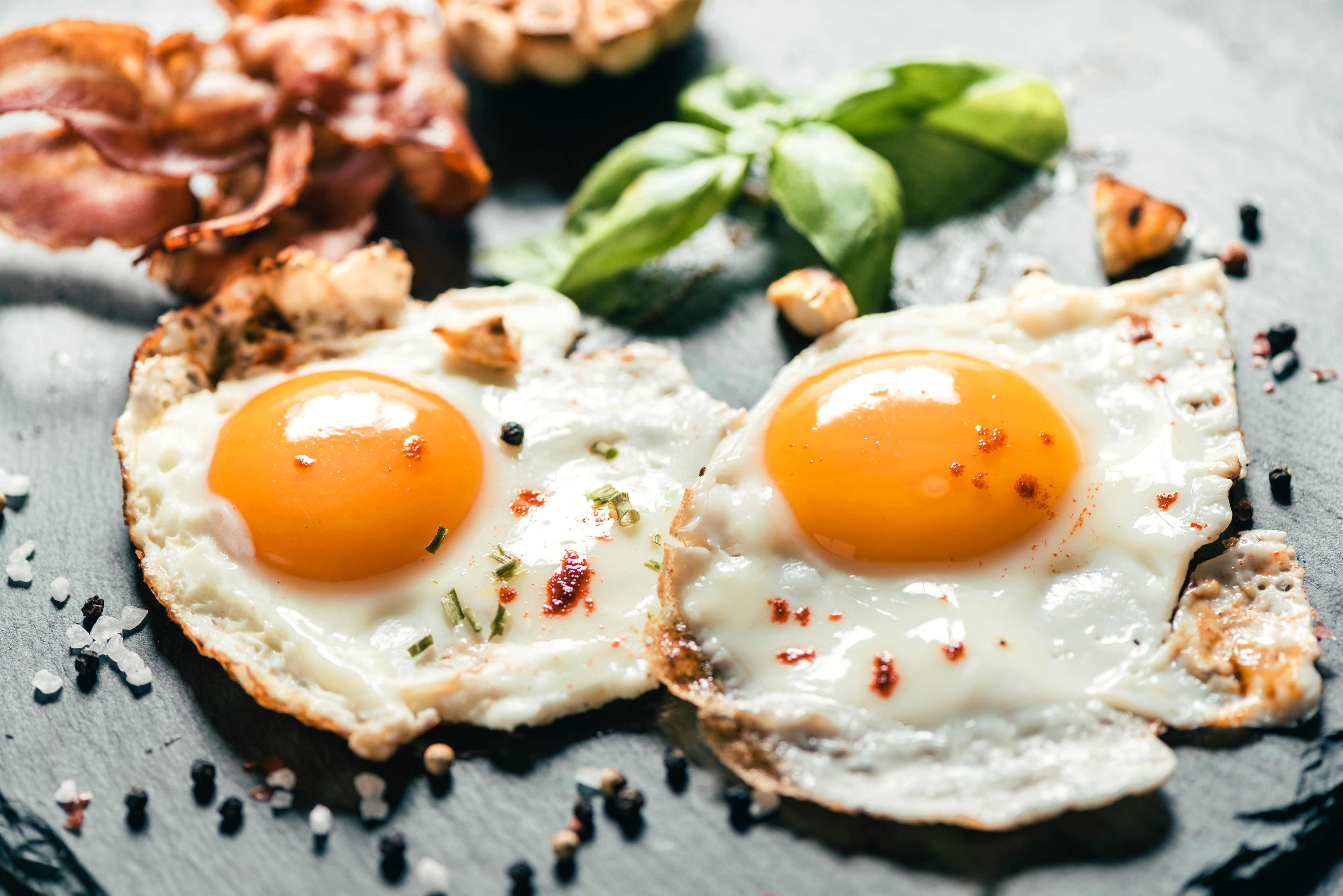 Секреты идеальной яичницы