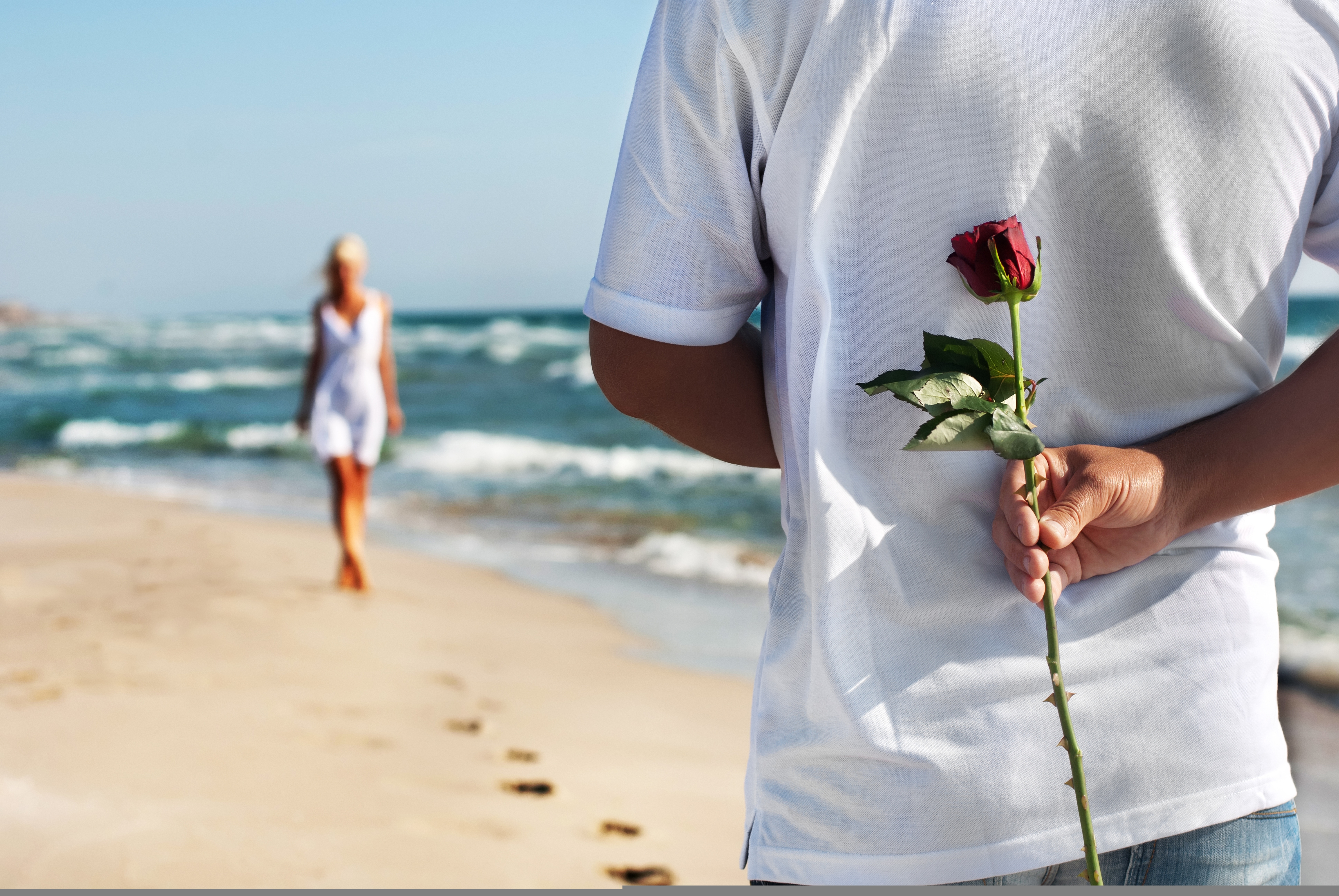 Добрым утром, открытка романтика в отношениях
