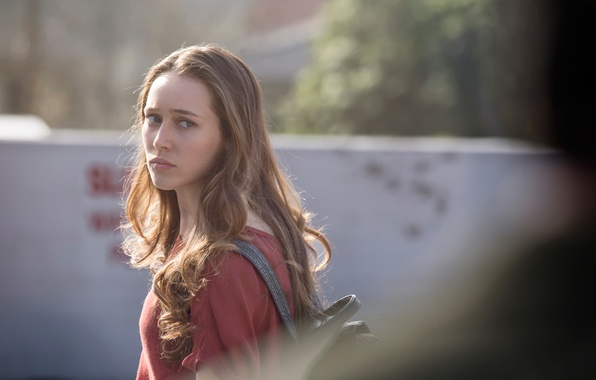 Picture the series, Fear the walking dead, Fear the Walking Dead, Alycia Debnam-Carey