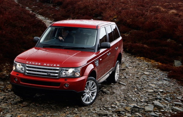 Picture Sport, Machine, Land Rover, Range Rover, Car, SUV, Sport, Range Rover, Land Rover