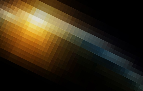 Picture abstraction, background, Wallpaper, graphics, squares, art, pixels