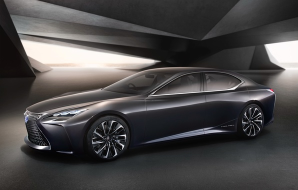 Picture Concept, Lexus, the concept, sedan, Lexus, LF FC