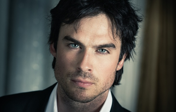 Picture eyes, face, actor, Ian Somerhalder, Ian Somerhalder, incredible