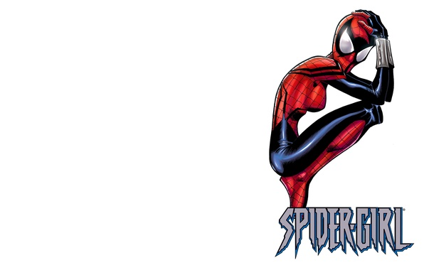 Picture Marvel, comic, comics, spider-girl, spider-girl