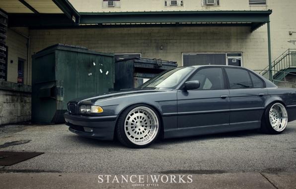 Picture bmw, BMW, Boomer, seven, e38, 7 series, bumer