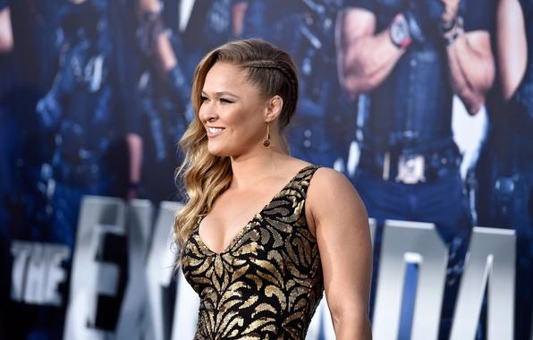Picture Ronda Rousey, The Expendables 3, Rhonda Rauzi, Premiere Of Lionsgate Films