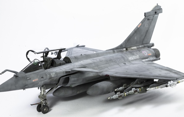 Picture toy, fighter, multipurpose, model, Dassault Rafale M