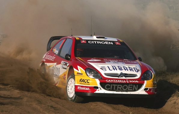 Picture Auto, Dust, Sport, Machine, Logo, The hood, Citroen, WRC, Rally, Rally, The front, Xsara