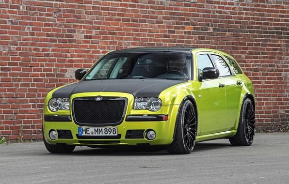 Picture Design, Tuning, Chrysler 300C SRT, HplusB