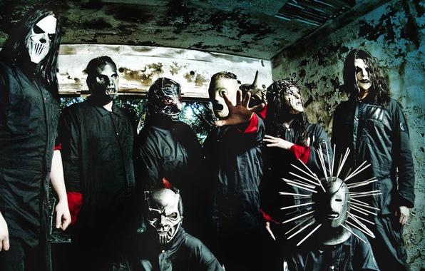 Photo Wallpaper Metal Slipknot Nu Slipnot Corey