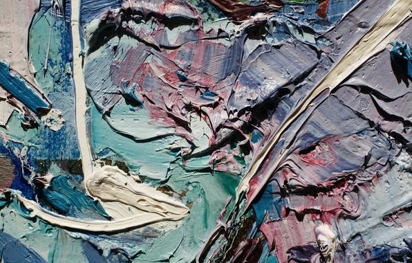 Wallpaper paint oil Oil texture images for desktop section