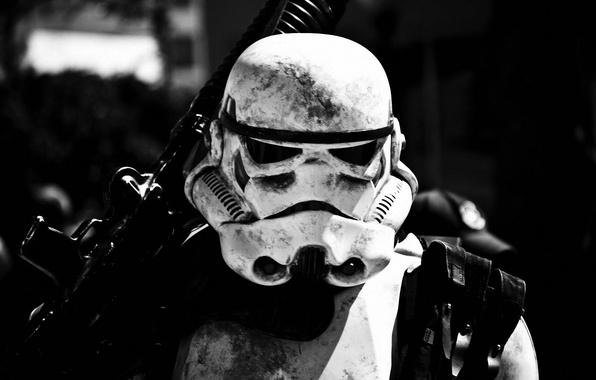 Picture dark, star wars, pearls, Stormtroopers
